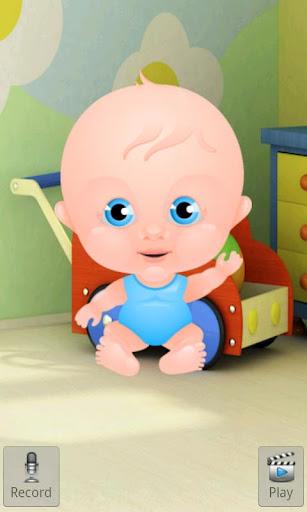 Talking Baby Boy 5.5 screenshots 7