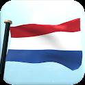 Karibia Alankomaiden Drapeau icon