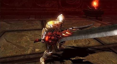 Blood Sword THD Screenshot 2