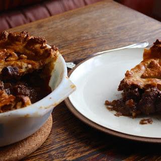 Sorta Stroganoff Pie.