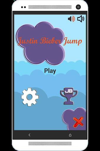 Justin Bieber Jump