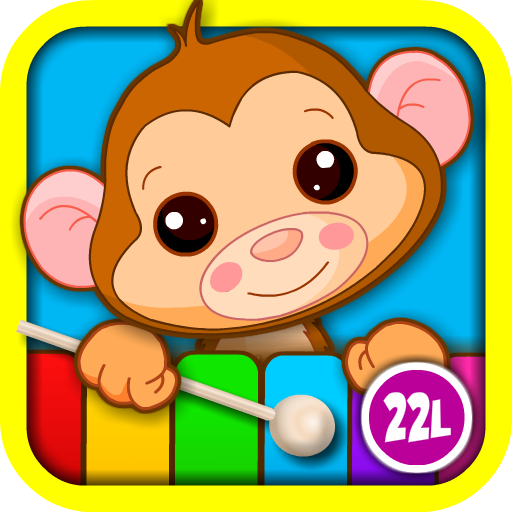Preschool Musical Puzzle Toys 教育 App LOGO-硬是要APP