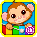Preschool Musical Puzzle Toys icon