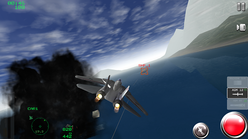 Air Navy Fighters Lite  screenshots 3