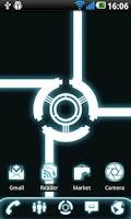 Screenshot of LauncherPro Glow Icon Pack