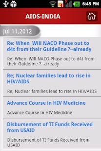 HIV ATLAS - screenshot thumbnail