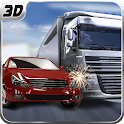 Super HighWay Traffic Racer 3D icon