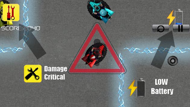 Cars-Dash And Crash apk screenshot