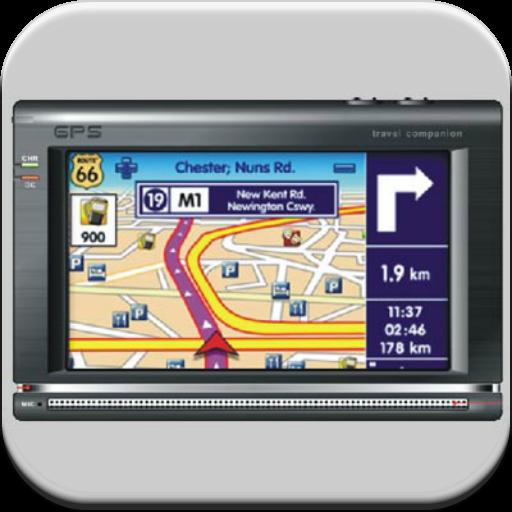 GPS Navigation 工具 App LOGO-APP試玩