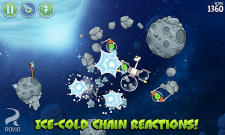 Angry Birds Space Premium Screenshot 22
