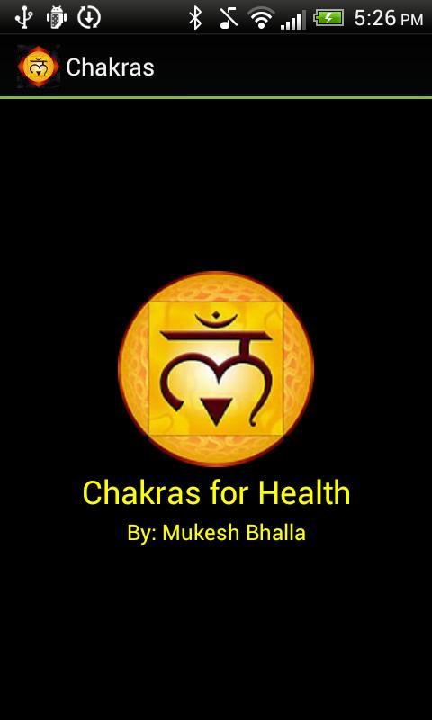 chakra test software