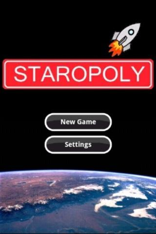 Staropoly - screenshot