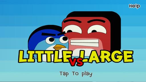 Little VS Large