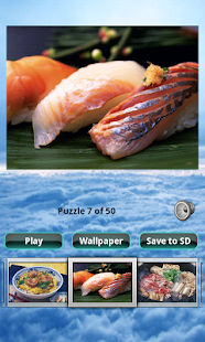 Seafood Puzzle - screenshot thumbnail