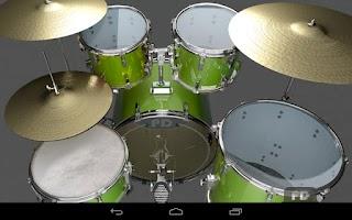 Screenshot of Pocket Drums