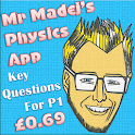 Mr Madej's Physics App P1 icon