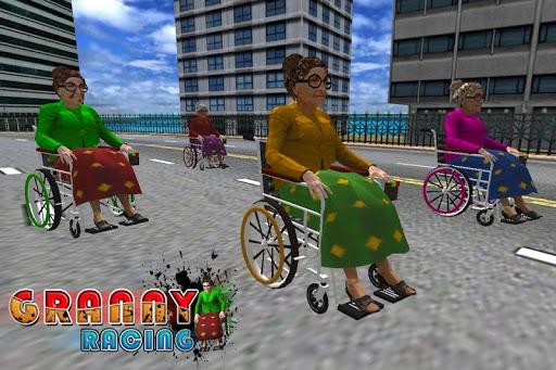 Granny Racing ( 3D Fun Game)  screenshots EasyGameCheats.pro 2