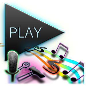 Android Music Create and Play 音樂 App LOGO-APP試玩