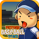 Victory Baseball Team logo