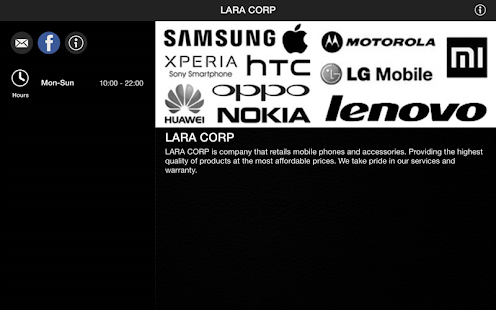 LARA CORP - screenshot thumbnail