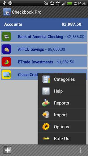 Checkbook Pro  screenshots 2