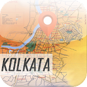 Kolkata Map