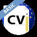 European curriculum vitae FREE Icon