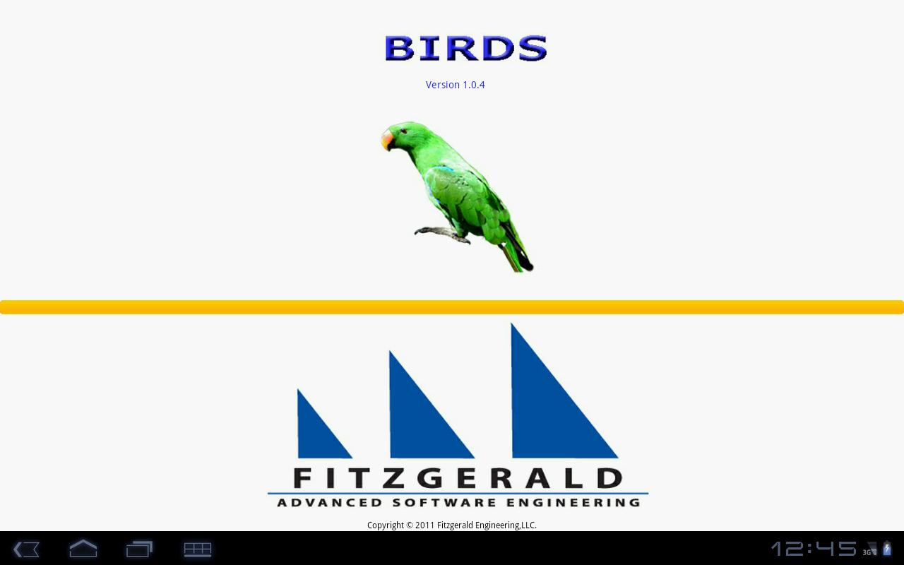 BirdsKidz - screenshot