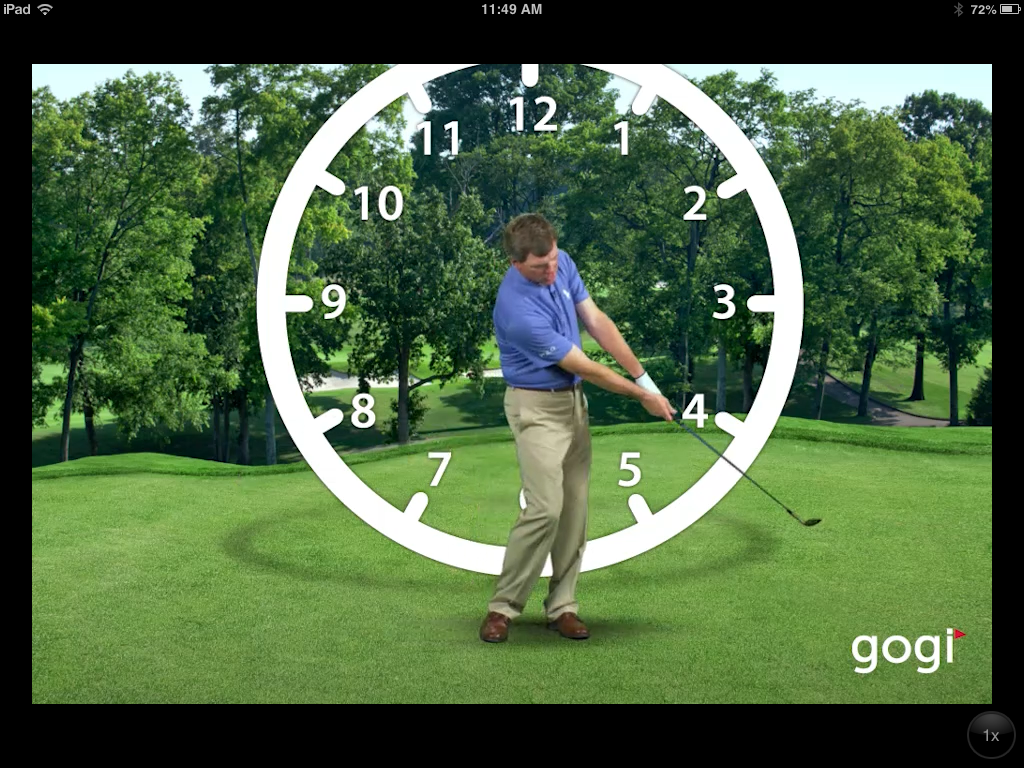 Galerry Free Golf Swing Analysis Free Golf Swing Analyzer for iPhone and