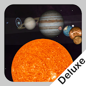 Solar System 3D Deluxe