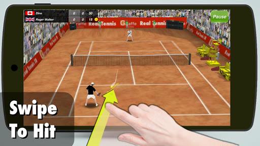 Tennis Champion 3D  screenshots 1