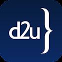 d2u: Dictation & Transcription icon