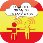 Powerful Spanish Translator