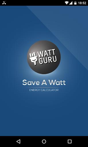 Wattguru Energy Calculator