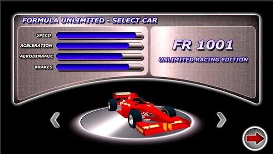Formula Unlimited Racing- screenshot thumbnail