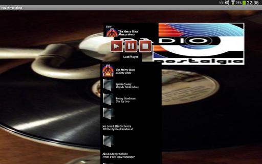 Radio Nostalgia 78 RPM 4.0 screenshots 3