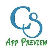 Crescerance App Preview
