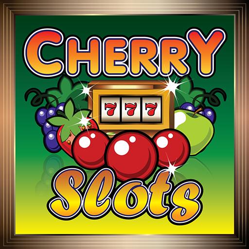 Cherry Slots Slot Machine LOGO-APP點子