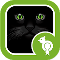 Go Locker Black Kitty icon