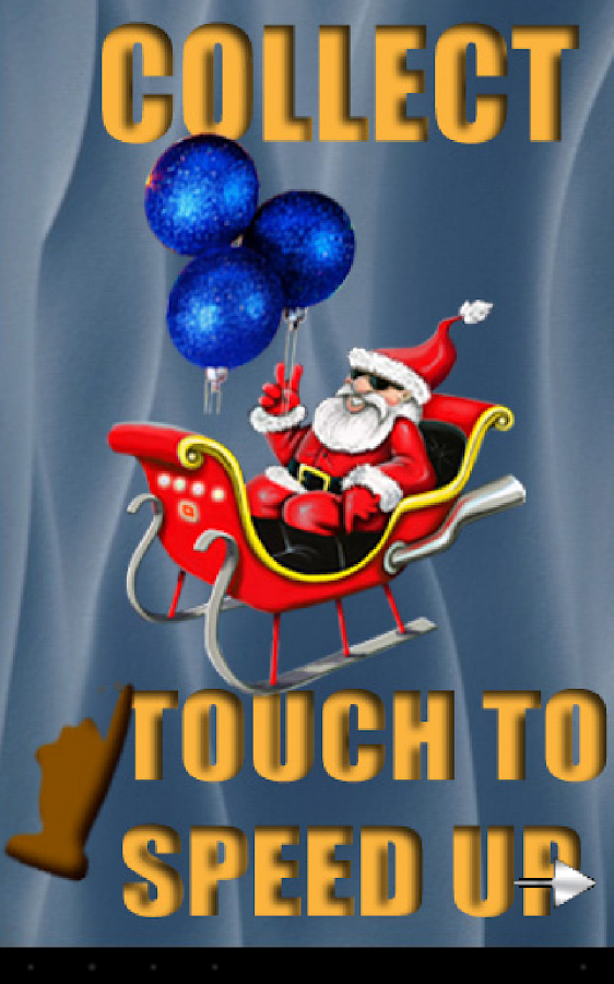 Jump Santa Jump - screenshot