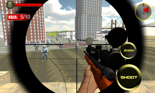 BlackOps City Sniper Survival