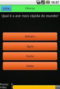 Trivia- screenshot thumbnail