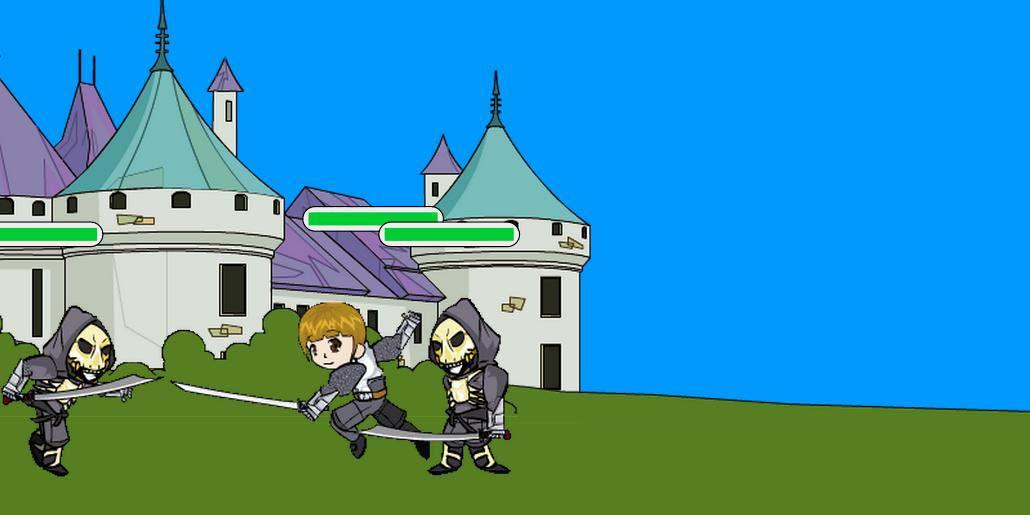Castle-Knight 25
