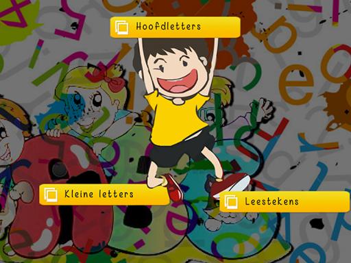 Letters voor kinderen