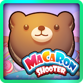 Macaron Bubble Shooter : Cute Pop Friends