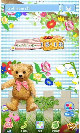 Bear Theme Picnic with Teddy 1.3 Windows u7528 1
