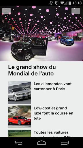 免費下載新聞APP|L'édition du soir app開箱文|APP開箱王