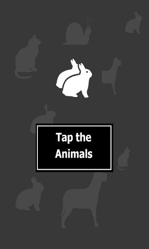 Tap the Animals