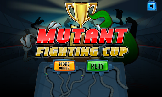Mutant Fighting Cup - RPG Game- screenshot thumbnail