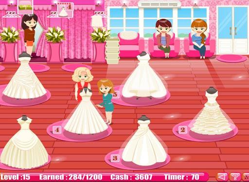 Toko pengantin gaun Pernikahan 0.10.6 screenshots 20